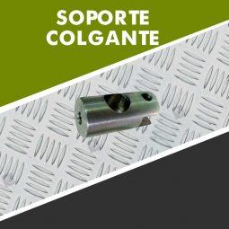 soporte colgante